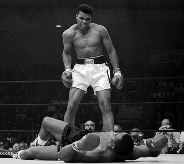 Muhammad Ali was bold enough to declare he was the greatest before he won. I believe that's exactly why he indeed did win.