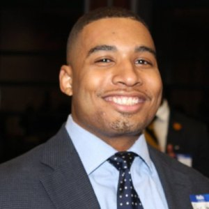 President, Black Law Students Association, University of Missouri School of Law Christopher Hamm (Photo/LinkedIn)
