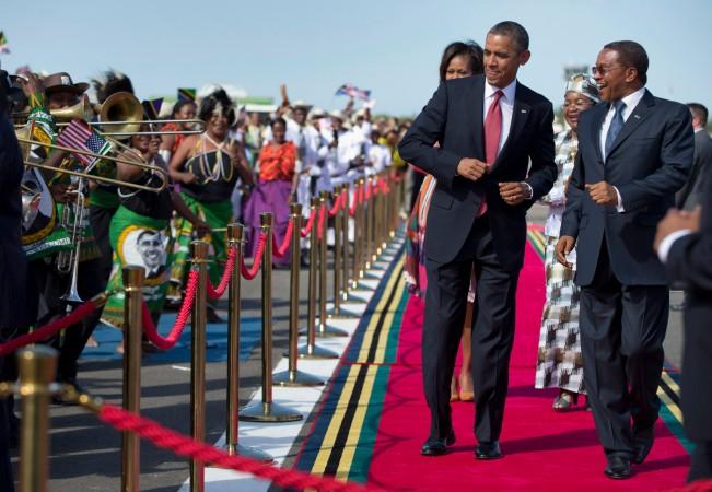 Barack Obama, Julius Nyerere